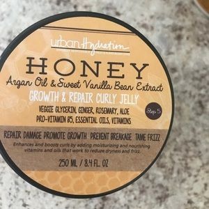 NWOT Urban Hydration Honey Growth Curly Jelly